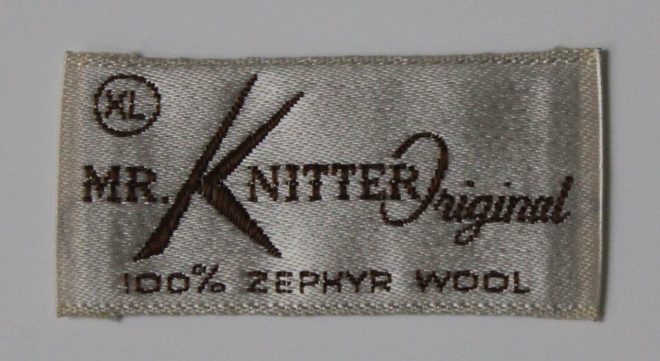 Whatever happened to Mr. Knitter?