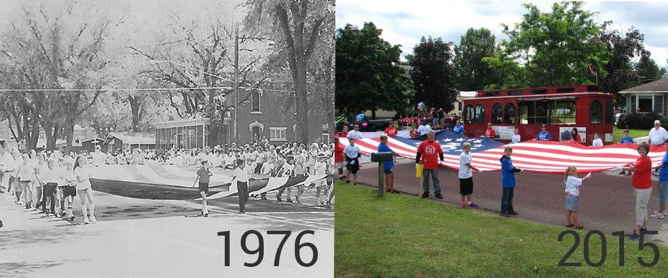 """St. Croix Bicentennial Flag """"Flies"""" Again!"""