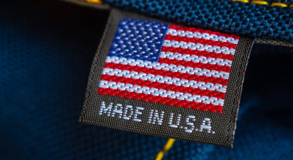 Why should you buy American made clothing?